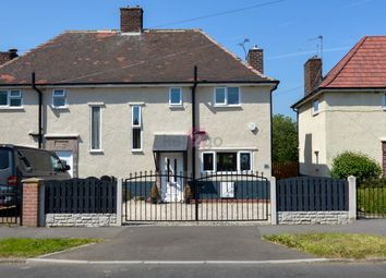 Thumbnail 2 bed semi-detached house for sale in Woodhouse Avenue, Beighton, Sheffield