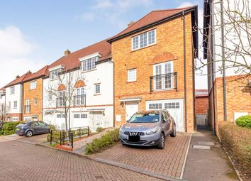 Thumbnail 4 bed end terrace house for sale in Phoenix Drive, Letchworth Garden City