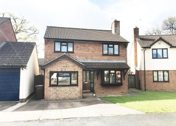 4 bed detached house for sale in Marguerite Road, Tiverton EX16