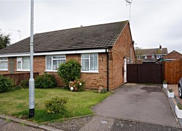 Thumbnail 2 bedroom bungalow for sale in Garden Close, Ipswich