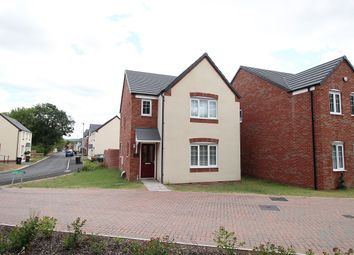 Thumbnail 3 bed detached house for sale in Kempe Close, Penkridge, Stafford