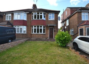 Thumbnail 3 bed semi-detached house for sale in Bawtry Road, Whetstone, London