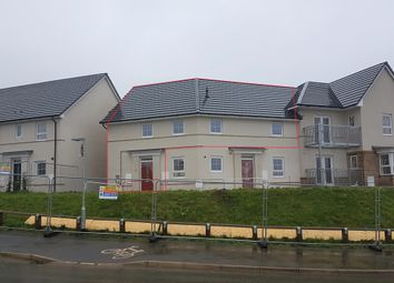 Thumbnail 2 bed flat to rent in Kergilliack Road, Falmouth