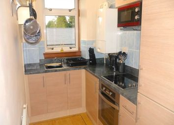 Thumbnail 1 bed flat to rent in Highfield Place, Birkhill, Dundee