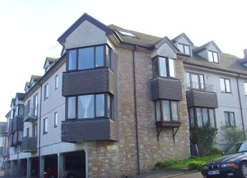 Thumbnail 2 bed flat to rent in Jenkins Court, Newquay