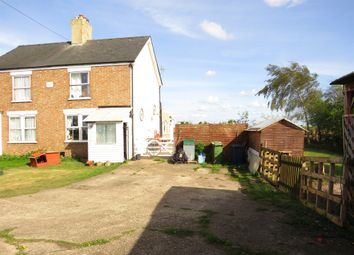 Thumbnail 2 bed semi-detached house for sale in Sixteen Foot Bank, Christchurch, Wisbech