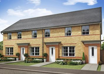 "Thumbnail 3 bedroom end terrace house for sale in ""Maidstone"" at The Ridge, London Road, Hampton Vale, Peterborough"