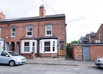 Thumbnail 3 bed terraced house for sale in Bernard Street, Nottingham