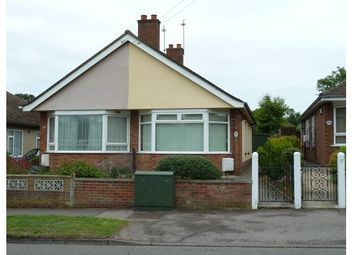 Thumbnail 2 bed bungalow to rent in Shrublands Way, Gorleston, Great Yarmouth