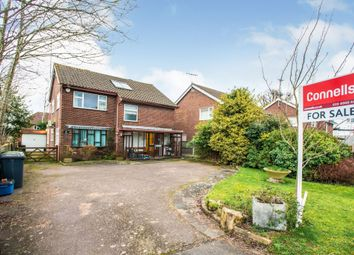 3 bed detached house for sale in Little Bushey Lane, Bushey WD23