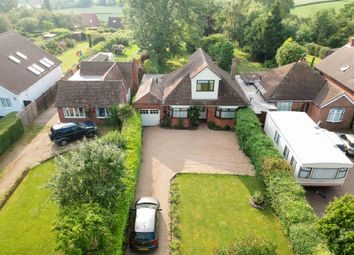 Thumbnail 3 bed detached house for sale in Marsh Road, Wilmcote