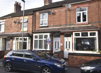 Thumbnail 2 bed terraced house to rent in Woodman Street, Stoke On Trent, Staffordshire