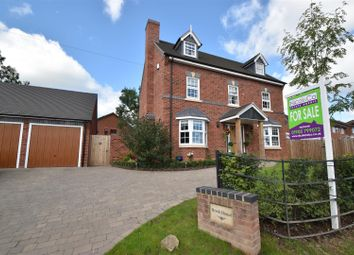 Thumbnail 5 bed detached house for sale in Primsland, Droitwich