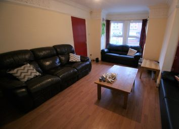 Thumbnail 6 bed end terrace house to rent in Lucas Place, Woodhouse, Leeds