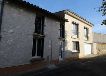 Thumbnail 3 bed town house for sale in Chef Boutonne, Deux-Sèvres, France