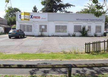 Thumbnail Retail premises to let in Lutterworth Road, Whitestone, Nuneaton