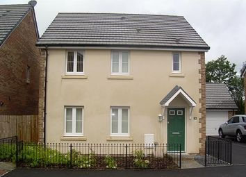 Thumbnail 4 bed detached house to rent in Gelli Rhedyn, Fforestfach, Swansea.