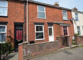 Thumbnail 3 bedroom terraced house for sale in May Road, Lowestoft