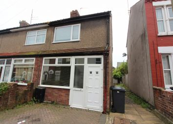 Thumbnail 3 bed end terrace house to rent in North Road, Gorleston
