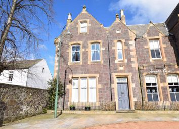 Thumbnail 4 bedroom flat for sale in 2 Old Bank House, 77 High Street, Biggar