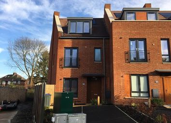 Thumbnail 4 bed terraced house for sale in 10 Green Close, Hatfield, Hertfordshire