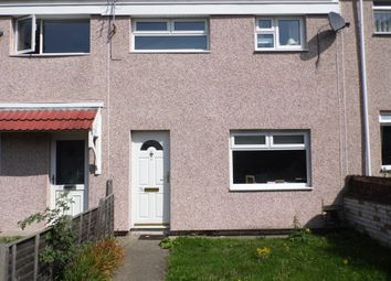 Thumbnail 3 bed terraced house to rent in Brabourn Gardens, Hemlington