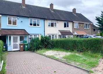 Thumbnail 3 bed terraced house for sale in Oakthorpe Drive, Kingshurst, Birmingham, West Midlands