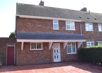 Thumbnail 3 bedroom semi-detached house to rent in Lichwood Road, Wednesfield, Wolverhampton