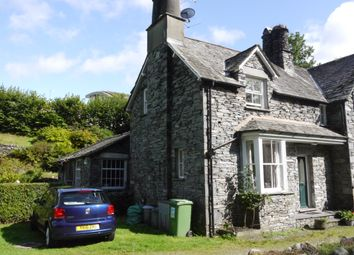 Thumbnail 3 bed detached house for sale in Rushbrook, Rydal Road, Ambleside