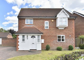 Thumbnail 3 bed detached house for sale in Heathfield Park Drive, Chadwell Heath, Romford
