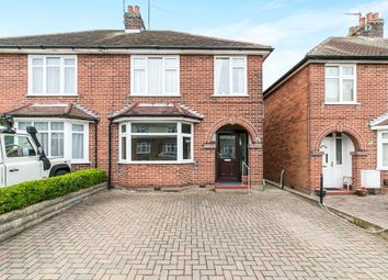 Thumbnail 3 bed semi-detached house for sale in Margaret Road, Colchester