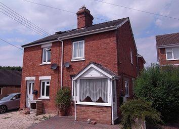 Thumbnail 3 bedroom semi-detached house for sale in Albert Road, Ledbury