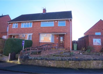 Thumbnail 3 bed semi-detached house for sale in Huxley Crescent, Gateshead