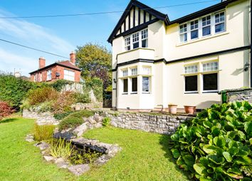 Thumbnail 4 bed semi-detached house for sale in Redbrook, Monmouth