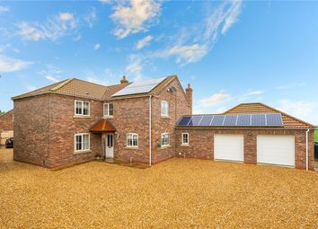 Thumbnail 4 bed detached house for sale in Mill Lane, Martin, Lincoln, Lincolnshire