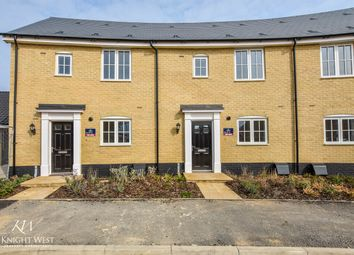 Thumbnail 3 bed terraced house for sale in Keats Crescent, Brightlingsea, Colchester
