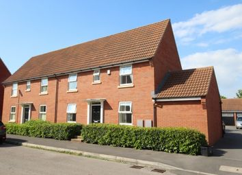 Thumbnail 3 bed semi-detached house for sale in Clover Way, Bridgwater