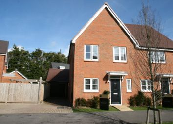 Thumbnail 3 bed semi-detached house to rent in The Walkway, Angmering, Littlehampton