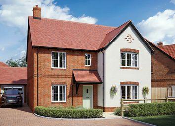 Thumbnail 4 bed detached house for sale in Plot 2, The Pittville, Brockhampton Lane, Cheltenham