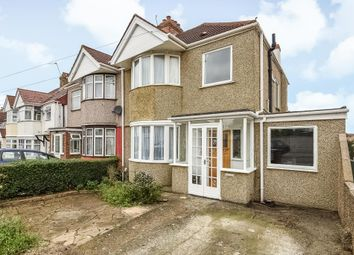 Thumbnail 3 bed semi-detached house for sale in Harrow Weald, Middlesex