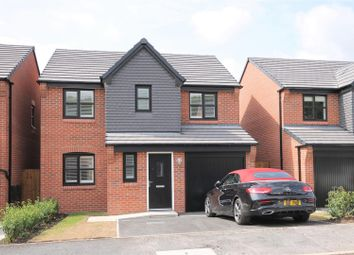 Thumbnail 4 bedroom detached house to rent in Montonmill Gardens, Eccles, Manchester
