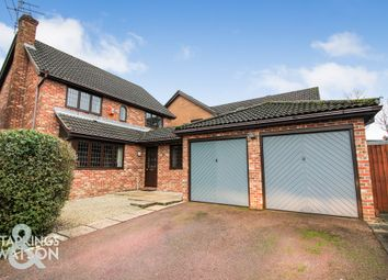 4 bed detached house for sale in Broad View, Thorpe End, Norwich NR13