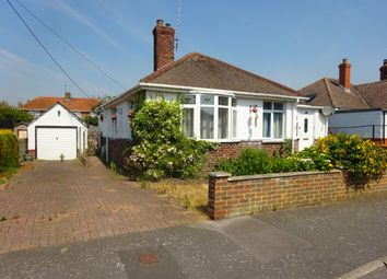 Thumbnail 2 bed detached bungalow for sale in Mill Road, Lydd, Romney Marsh, Kent