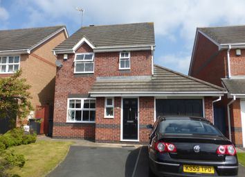 Thumbnail 3 bed detached house for sale in Osterley Road, Swindon