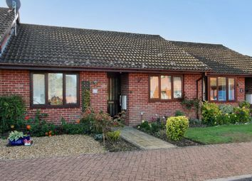 Thumbnail 1 bed terraced bungalow for sale in Ashlawn Gardens, Winchester Road, Andover