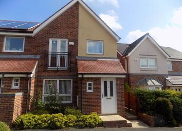 Thumbnail 3 bed semi-detached house to rent in Hudson Walk, Ashington