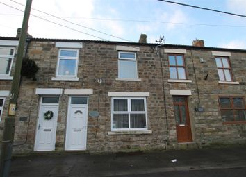 Thumbnail 2 bed terraced house for sale in Dans Castle, Tow Law, Bishop Auckland