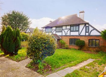 Thumbnail 4 bed detached house to rent in Mill Lane, Findon Valley, Worthing