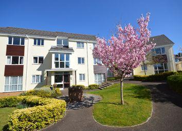Thumbnail 2 bed flat for sale in Abbeyford Court, Okehampton