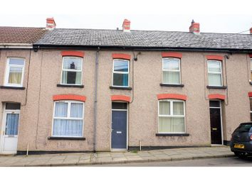 Thumbnail 3 bed terraced house for sale in Roman Road, Neath
